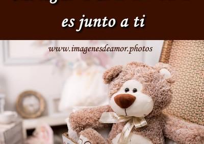 imágenes de ositos con frases de amor