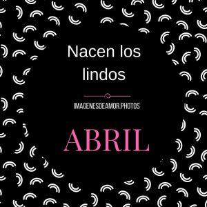 frases de abril