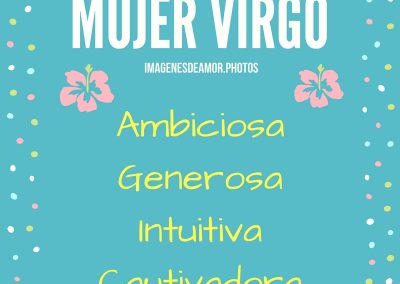 frases virgo horoscopo