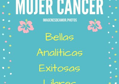 horoscopo cancer frases