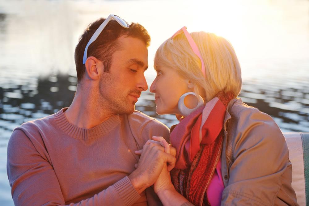 5 síntomas de que estás enamorado