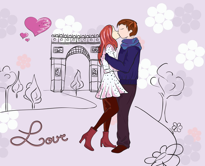 sitios mas romanticos del mundo