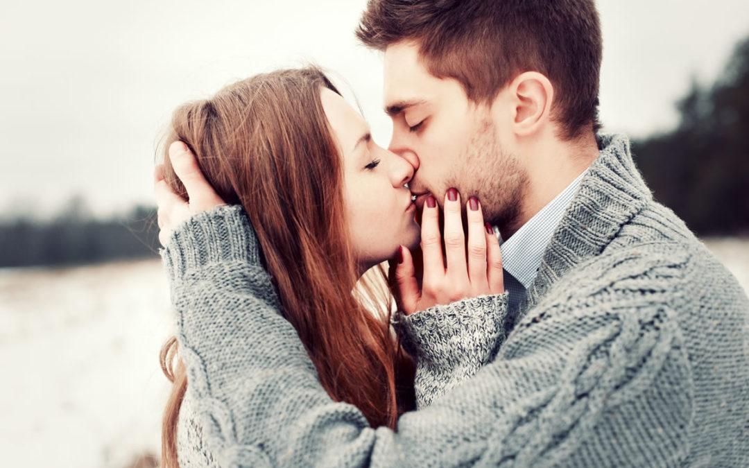 Claves para dar con el beso perfecto